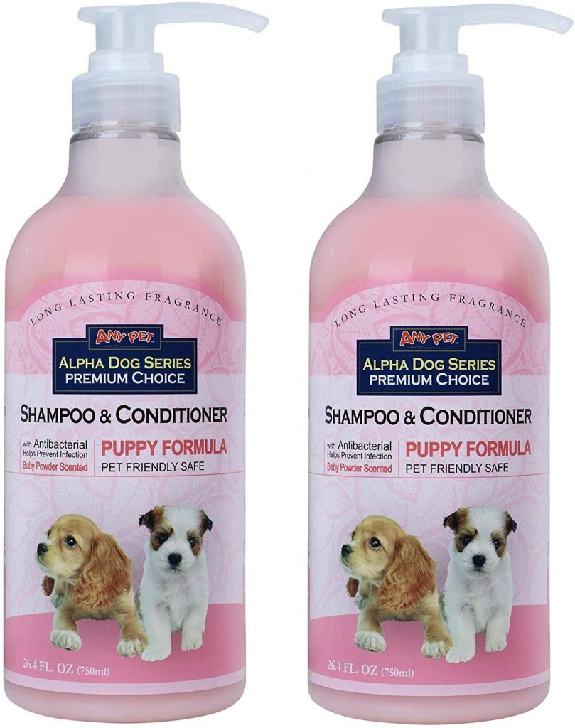 best shampoo and conditioner for Yorkies