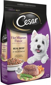 CESAR Small Breed Dry & Wet Dog Food