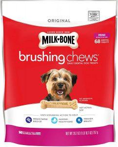 Milk-Bone Brushing Chews Daily Dental Dog Treats