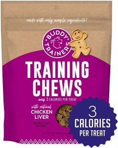 Buddy Biscuits, Soft & Chewy Training Treats for Dogs
